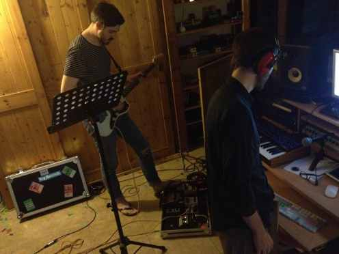 Alex and Grundy